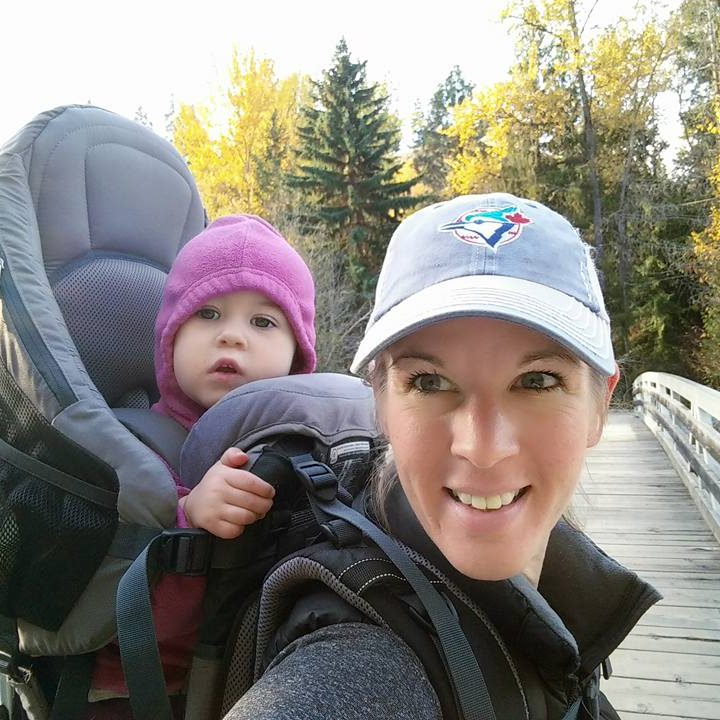 RMT Hilary Krumm Kelowna Hiking Mom