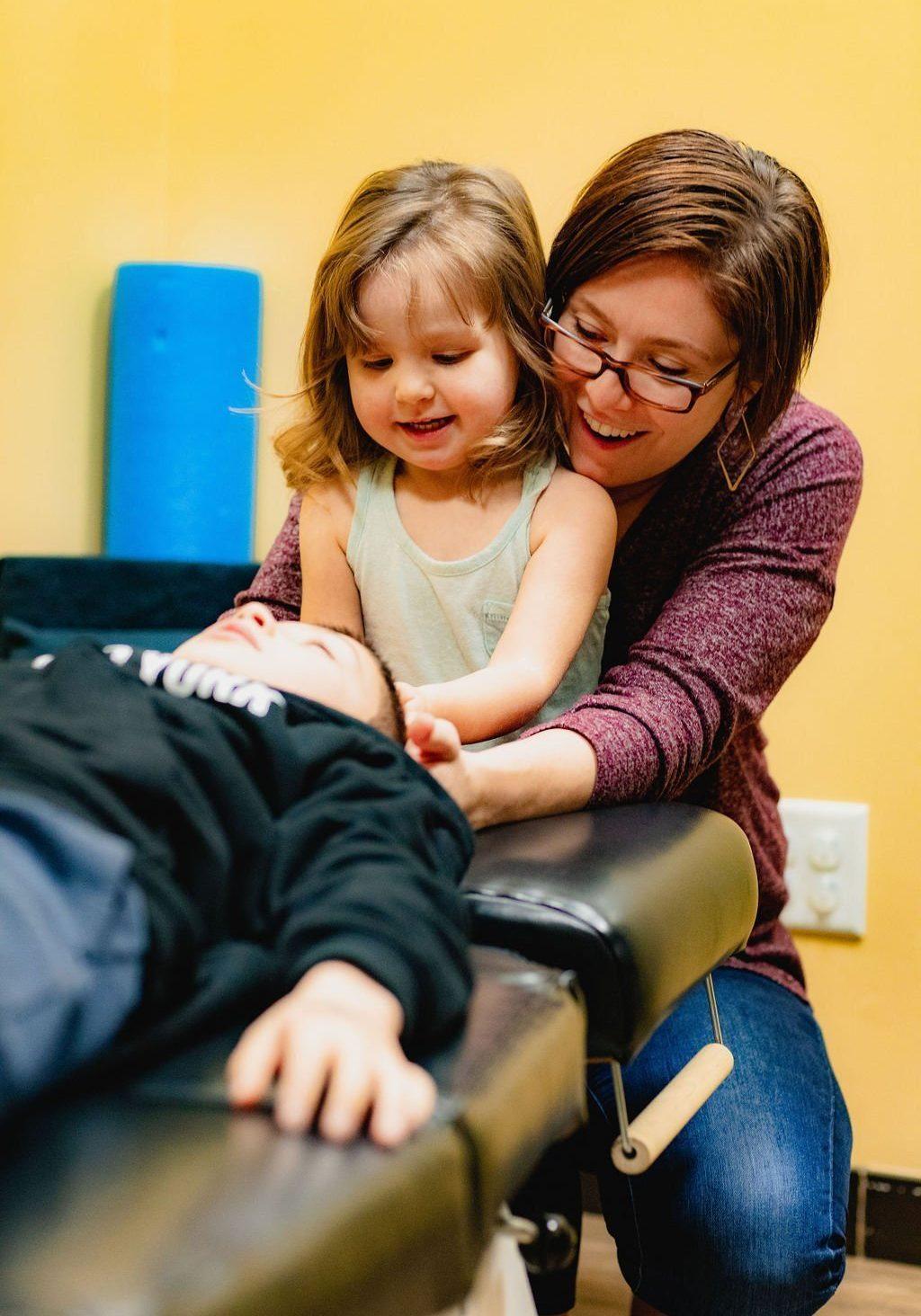 Dr Anna Marie - Kid Adjustment