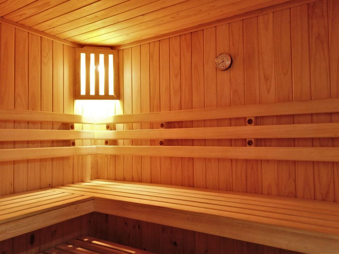 Alta Vista - Sauna