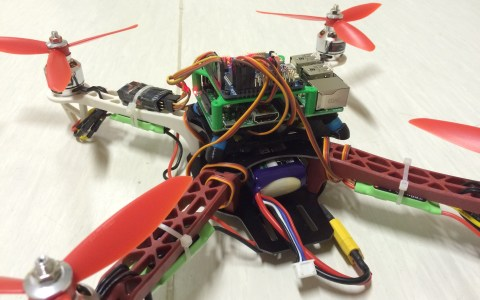 Building a quadcopter