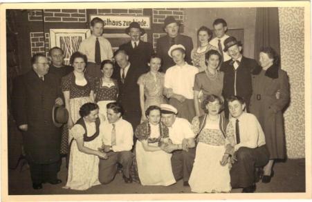 -72- Theatergruppe im Kolpinghaus