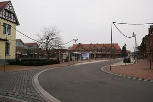 -2- Blick in die Bahnhofstraße