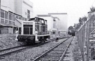 Bahnhof ca. 1995