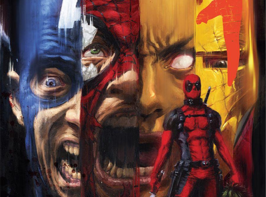 ÇizgiRomanYorum - Deadpool Marvel Evrenini Öldürüyor (2015)