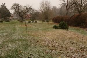 Hauptachse Winter