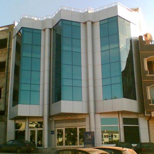 Nova Nordik Binası - Cezayir