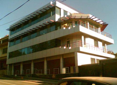 Tonic Binası - Cezayir
