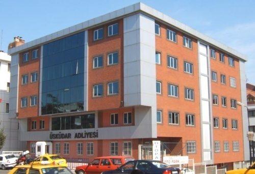 Üsküdar Adliye Binası - Bağlarbaşı