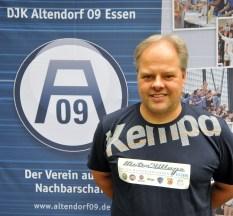 Trainer Ansgar Ernst