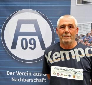 Teambetreuer Volker Schuffert