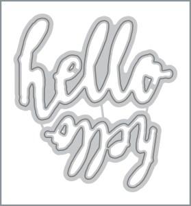 halftone hello-BORDER