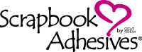Scrapbook Adhesives by 3L Logo reg pink