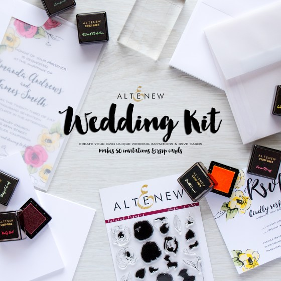 Altenew Wedding Kit