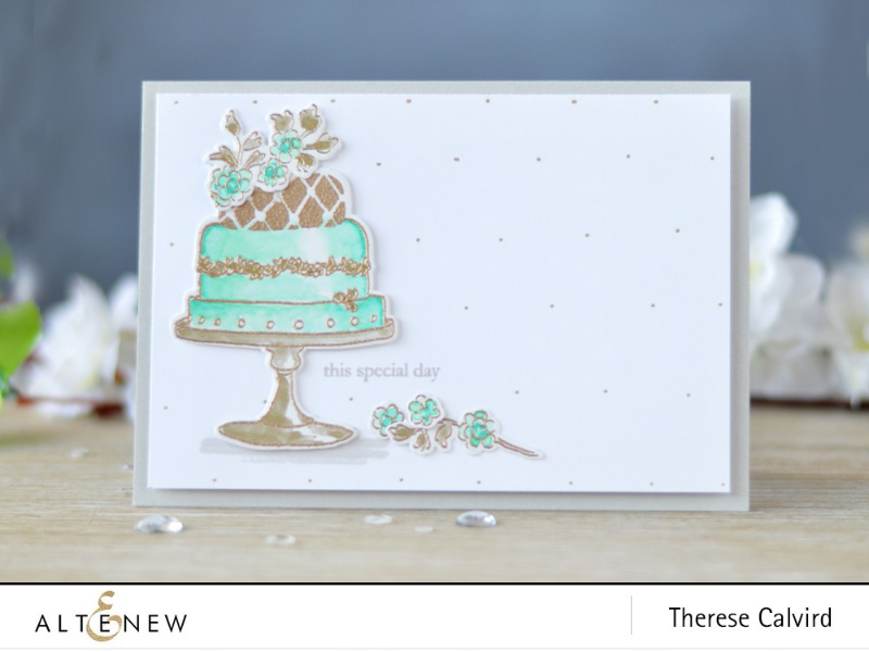 Stamp Focus – Cake Love Stamp Set: Video!