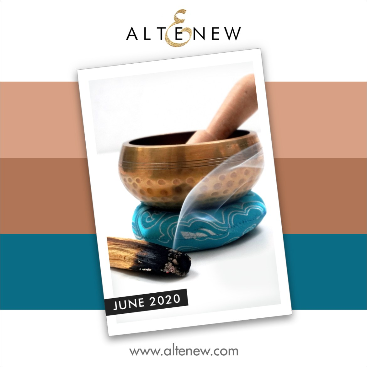Altenew June 2020 Inspiration Photo