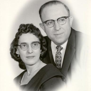 Albert and Eleanor Tengelitsch