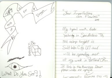 Journal 11 Page 1