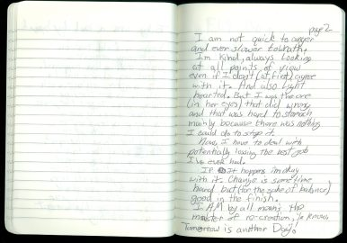 Journal 11 Page 20