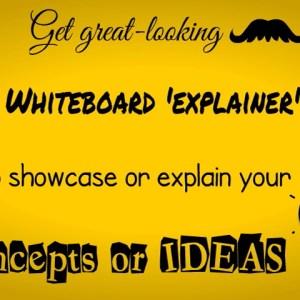 Whiteboard Explainer Video