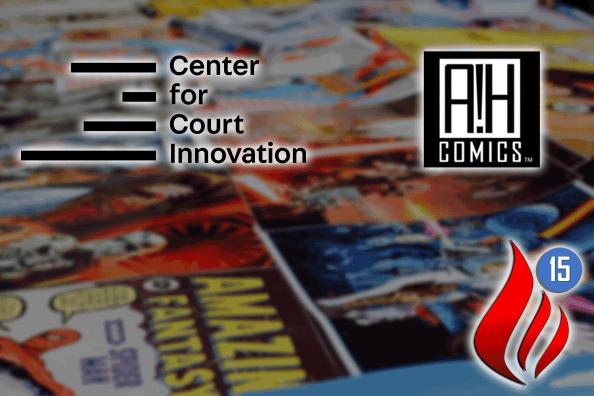 AHComics to create comics for CFCI.