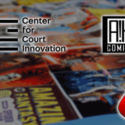 AHComics to create comics for CFCI.