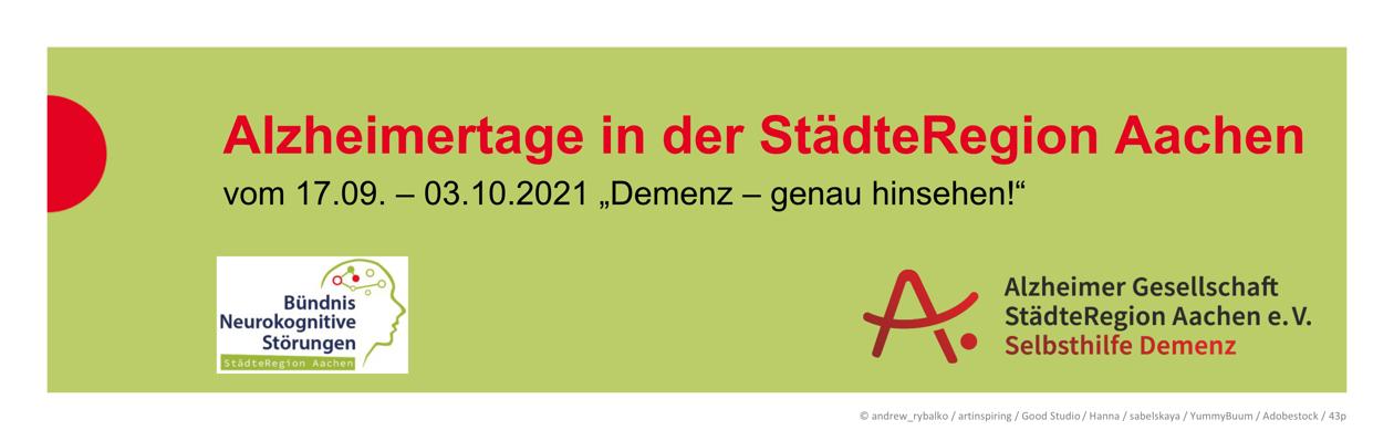 Alzheimertage 2021