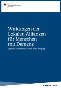 Screenshot des Titelblatts.