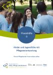 Screenshot der Titelseite der Praxishilfe.