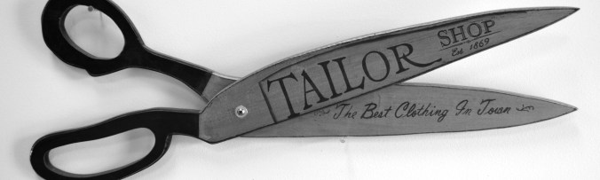 Tailor Shop– Best Clothing in Town