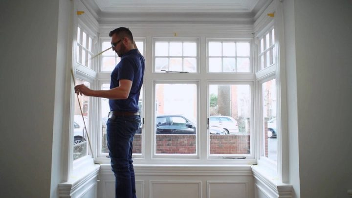 How To Measure A Window For Blinds