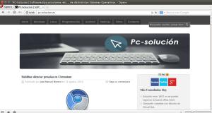 opera en ubuntu linux