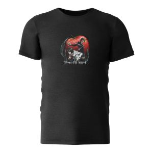 Death Note Light Yagami and L T-Shirt