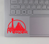 Lord of the Rings Mordor Decal