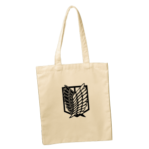 Attack on Titan Survey Corps Tote Bag