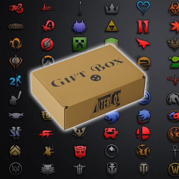 Gaming Gift Box