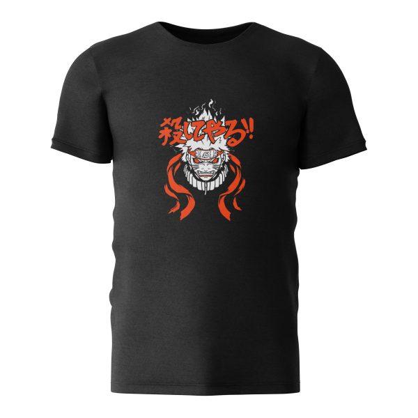 Raged Naruto T-Shirt