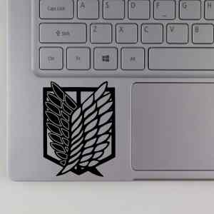 Attack on Titan Survey Corps Decal