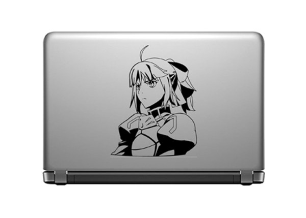 Fate Stay Night Saber Decal