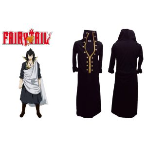 Fairy Tail Zeref Cosplay