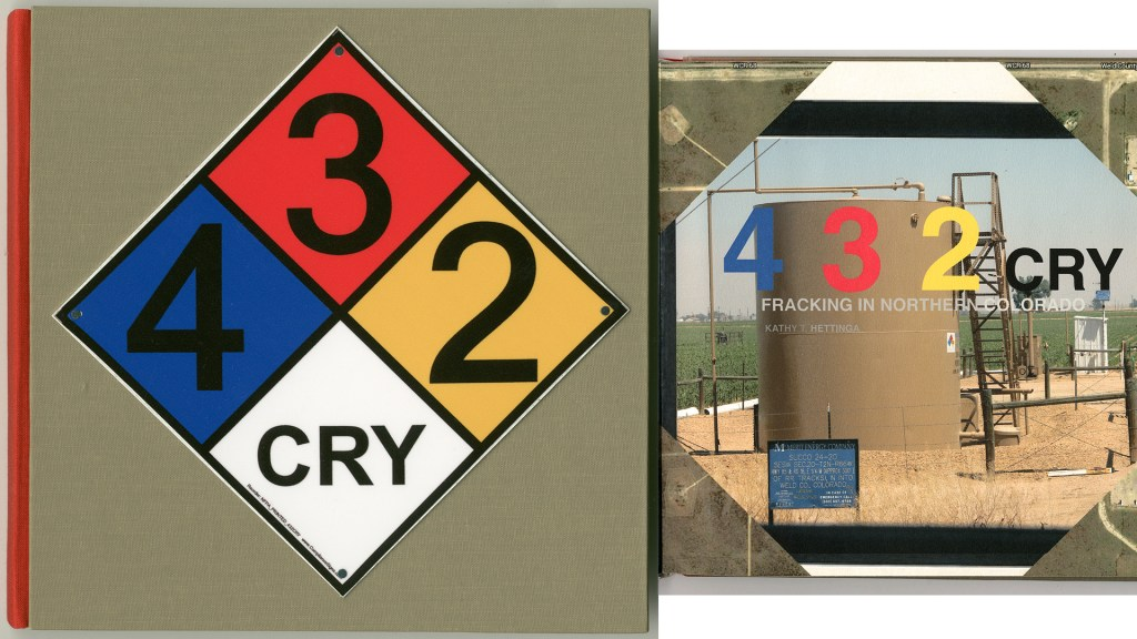 4 3 2 CRY, Fracking in Northern Colorado © 2014