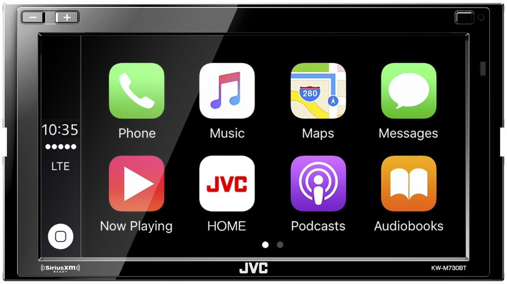 Apple car play Android auto radio install Oakville Mississauga Altered sound