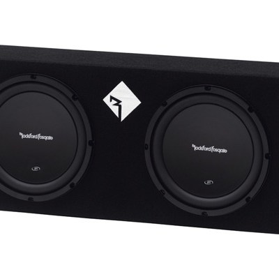 "ROCKFORD FOSGATE - R1-2X10 Dual Prime R1 10""  400 Watt Loaded Enclosure Oakville"