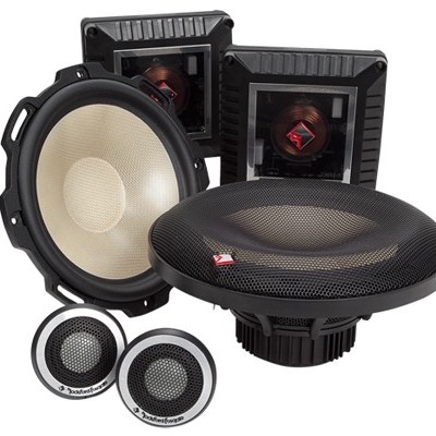 "ROCKFORD FOSGATE - T3652-S 6.5"" Power T3 Component System Oakville"