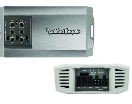 ROCKFORD FOSGATE - TM400X4AD 4 CH POWER SERIES MARINE AMP 400 WATTS buy online Oakville Mississauga Canada