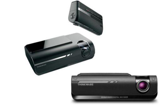 THINKWARE - F770 2-CHANNEL 1080p WIFI DASHCAM
