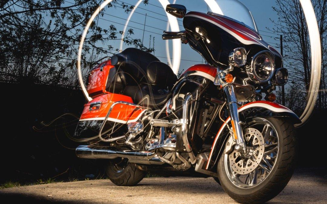 Harley Davidson CVO audio system upgrade part 1