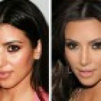 Kim Kardashian's Nose is looking Smaller and Smaller