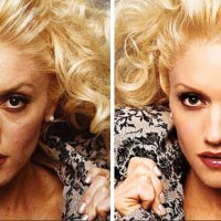 Gwen Stefani Looking Better with Photoshop Magic