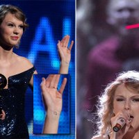 Taylor Swift's Tattoo Meanings