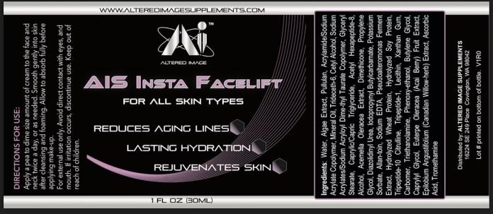 AIS Insta Facelift
